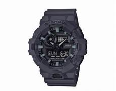 G Shock Light Button Casio G Shock Front Button Analog Digital Resin Grey Men S