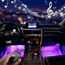 Car Interior Led Lights Red 12 6ft Rgb 12 Volt Automotive Led Lights Waterproof