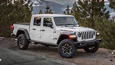 Jeep Truck 2020 by 2020 Jeep Gladiator Starts At 33 545 Rubicon Costs