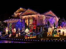 Deerfield Lights Plano Christmas Outside House Decorations Deerfield Plano Tx