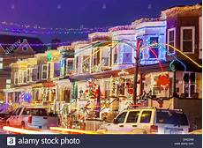 Hampden Md Christmas Lights Community Christmas Lighting Quot Miracle On 34th Street