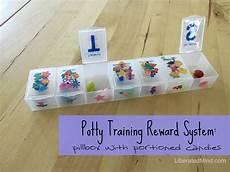 Potty Training Prizes Potty Training Reward System A Pillbox Filled With