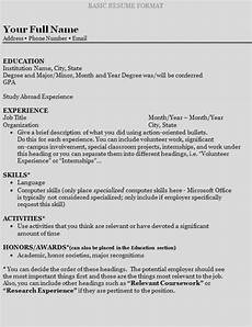 Resume Step By Step Guide How To Build A Resume Step By Step