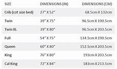 Bed Size Chart India What Are The Standard Bed Sizes Quora