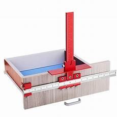 aluminum alloy metric inch cabinet hardware jig 4mm