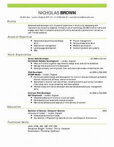 Exampleof Resume Free Resume Examples By Industry Amp Job Title Livecareer