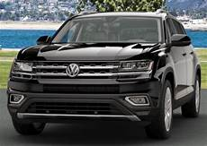 Vw Atlas Comparison Chart 2018 Volkswagen Atlas Available Color Options