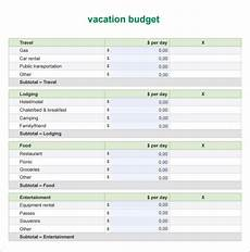 Travel Budget Spreadsheet Free 11 Travel Budget Templates In Google Docs Google