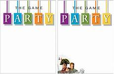 Game Night Invitation Template Free Game Night Printable Invite Paint Yourself A Smile