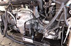 2008 nissan altima crankshaft position sensor location nissan crankshaft position sensor replacement diy