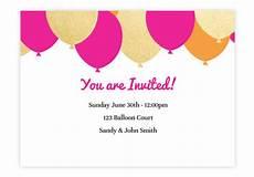 Party Online Invitations Animated Online Birthday Invitations