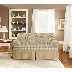 sure fit t cushion one sofa slipcover