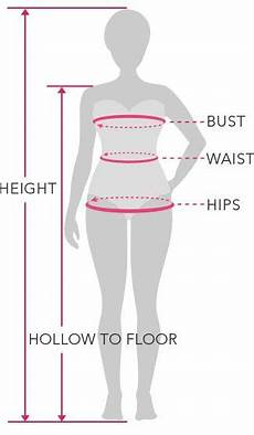 Azazie Dress Size Chart Measurement Guide Size Chart Dress Measurements Chart