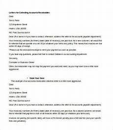 Collection Letter Samples Templates 9 Collection Letter Sample Templates Google Docs Ms