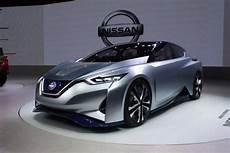 nissan 2020 electric car 2020 nissan ids concept specs release date