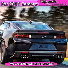 2018 Camaro Rs Lights Car Styling For Chevrolet Camaro 2016 2018 Taillights Led