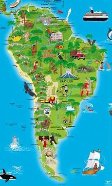 Kinder Malvorlagen Landkarten Erlebniskarte Illustrierte Weltkarte Planokarte Doris