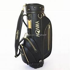 exquisite backpack backpack air tp 2480 2019 new honma golf bags high quality pu golf cart bag