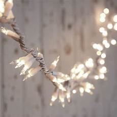 Christmas String Lights White Cord 150 Count Clear Bulb And White Cord Cluster String Lights