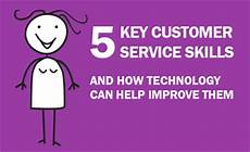 How To Improve Your Customer Service Skills 5 Key Customer Service Skills And How Technology Can