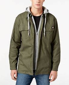 dkny coats for dickie dickies s quilted shirt jacket reviews coats
