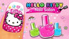 Download Nail Salon Hello Kitty Nail Salon Makeup Game Learn To Decorate