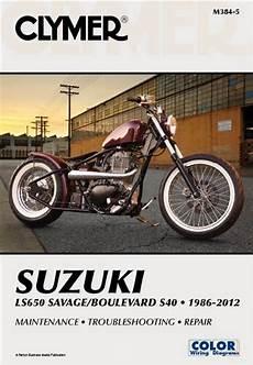 Suzuki Boulevard S40 Savage Ls650 Manual Service