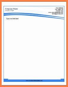 Ms Office Letterhead Template 4 Dr Letterhead Template Company Letterhead