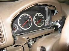 2004 Honda Crv Dashboard Lights 2003 Honda Crv Instrument Cluster Light Replacement Youtube