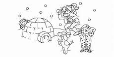 ausmalbilder winter tolle motive zum mytoys