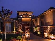 Stone Outdoor Lighting Outdoor Lighting Ideas For Stone Walls Outdoortheme Com