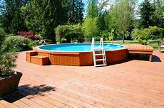 Above Ground Swimming Pool Designs 12 Above Ground Swimming Pool Designs