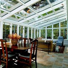 solarium sunroom glass roof sun room or solarium with wood interior