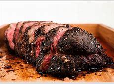 Grilled Sirloin Tip Roast   BBQ Dragon