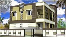 1st Floor Home Design 2 South Indian House Exterior Designs Kerala Home Design