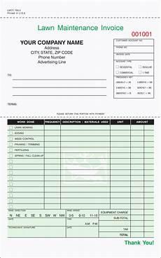 Lawn Care Invoice Free 9 Lawn Care Invoice Samples Amp Templates In Pdf