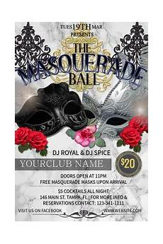Masquerade Poster Template Event Flyer Templates Postermywall