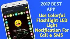 Light Notification For Android How To Use Colorful Led Light Notification For