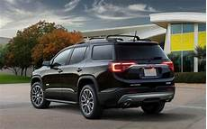 2019 gmc all terrain review 2019 gmc acadia review a middle ground for families