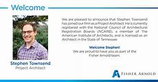 New Hire Announcement Welcome New Hires Fisher Arnoldfisher Arnold