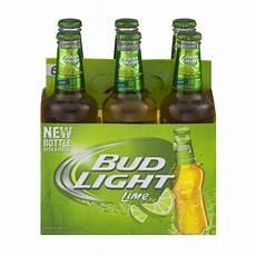 6 Oz Bud Light Bud Light Lime 6 Pk 12 0 Fl Oz Walmart Com