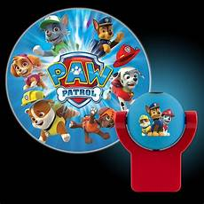 Paw Patrol Night Light Paw Patrol Night Light Kids Projector Lamp Wall Ceiling