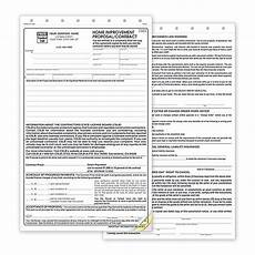 California Home Improvement Contract Free California Home Improvement Contract Template