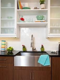 contemporary backsplash ideas for kitchens pictures of kitchen backsplash ideas from hgtv hgtv