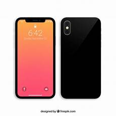 Iphone X Wallpaper Vector by Iphone X With Gradient Wallpaper Vector Free