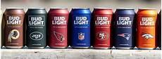 Bud Light Vikings Can Brandchannel Myteamcan Bud Light Reveals Minimal Team