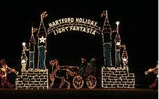 Goodwin Park Light Fantasia 2014 The Best Christmas Light Displays In Every State Travel