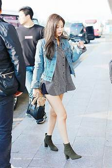 jennie blackpink airport blackpink fashion fashion