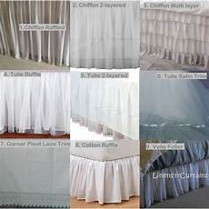 white bed skirt 24 inch drop