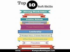 10 Soft Skills Johanes Budi Walujo Top 10 Soft Skills